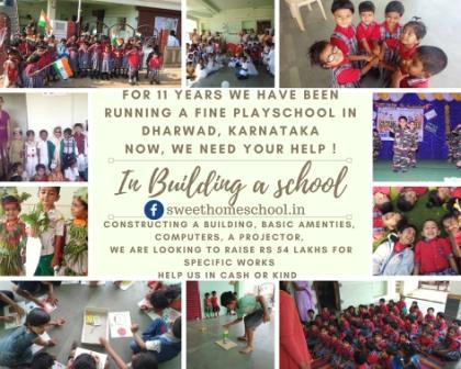 Sweet Home School- Dharwad-Karnataka (1)